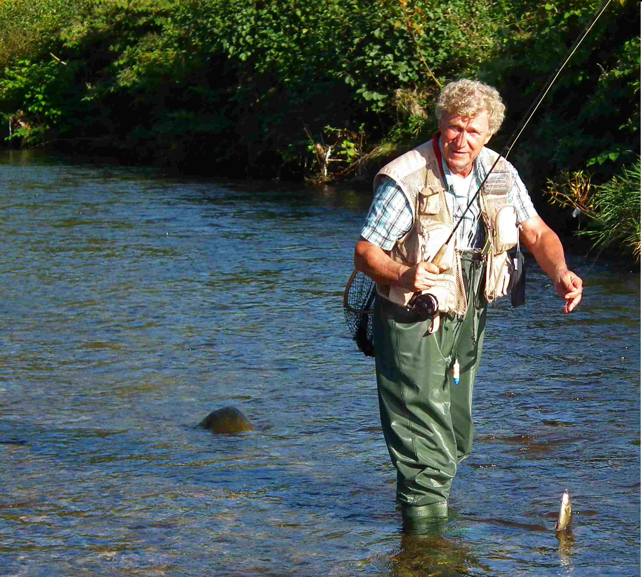 Flyfishing Czech Republic
